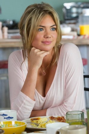 amateur photo Kate Upton in 'The Other Woman'