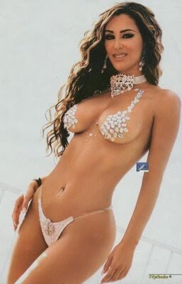amateur photo Ninel Conde.