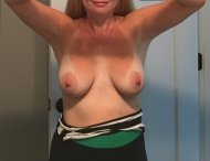 [Image] My wife's tits haven't been here in a while. They're still amazing