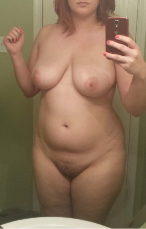 amateur photo Selfie with my big titties, enjoy guys!