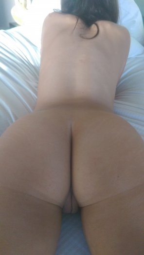 amateur photo From behind