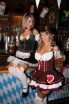 amateur photo 2 Blondes and Some Oktoberfest Beer