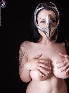 amateur photo Dahlia Dark