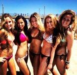 Bikini Line-up