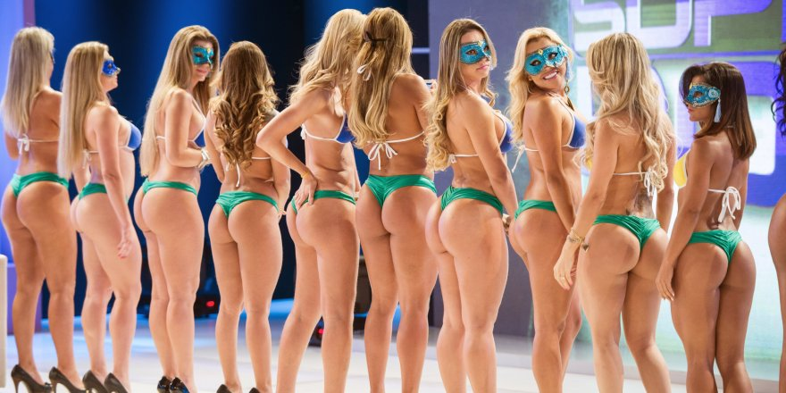 Miss BumBum Contest 💫 Brazil 2014 Porn Photo
