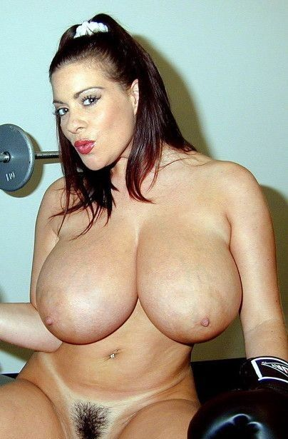 Busty hot fitness tube consider