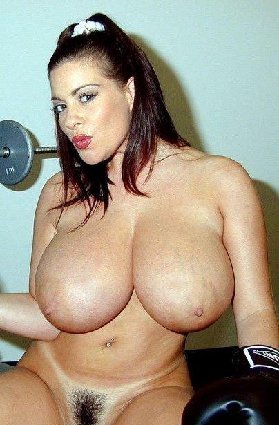 Big natural tits porno