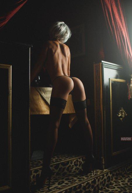 Stockings and stilettos Porn Photo