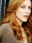 amateur photo Gillian Anderson - My first redhead crush