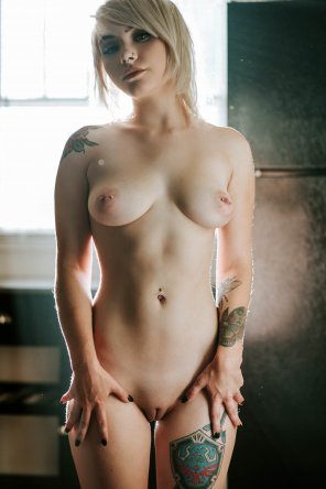 amateur photo Pierced nips
