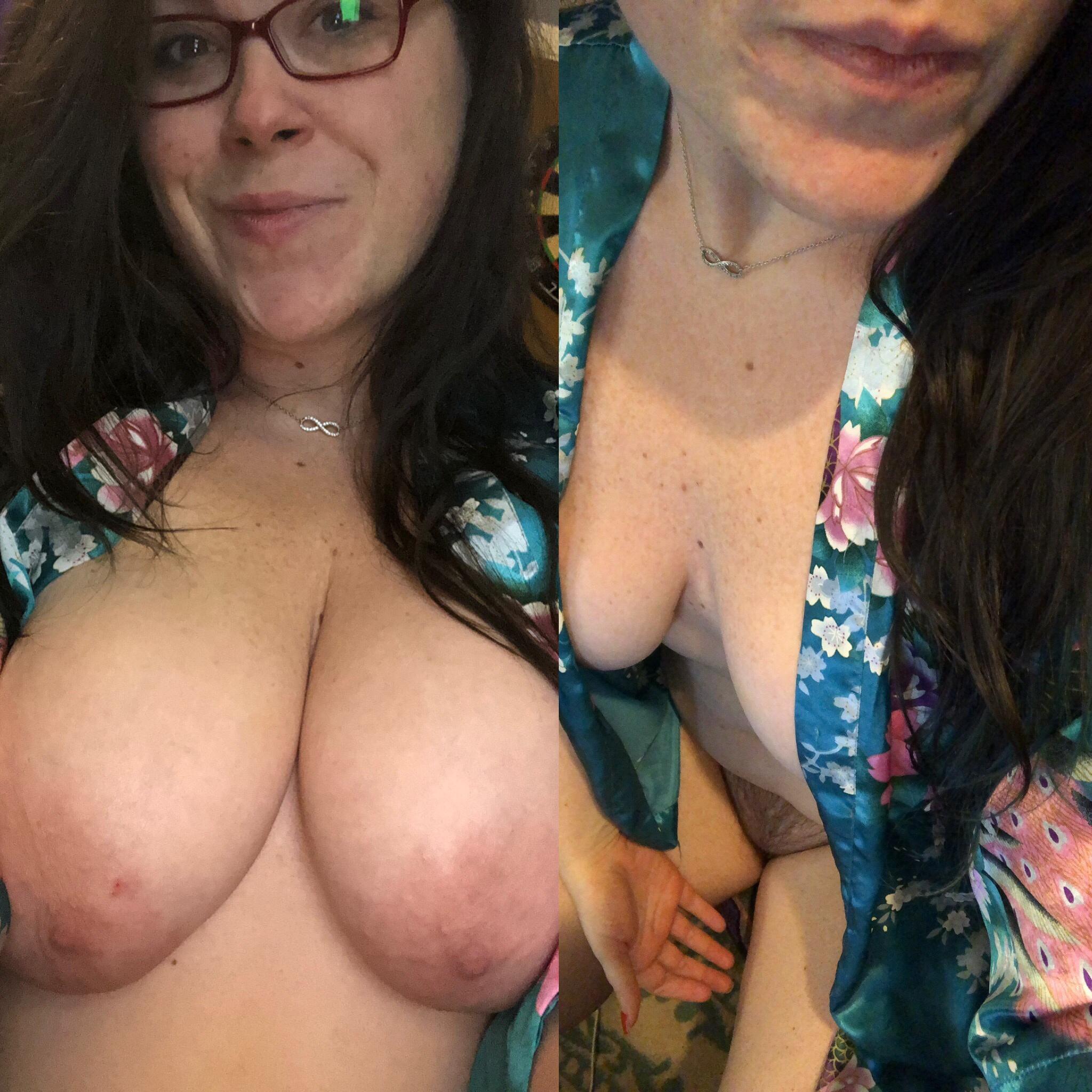 Women in thong naked