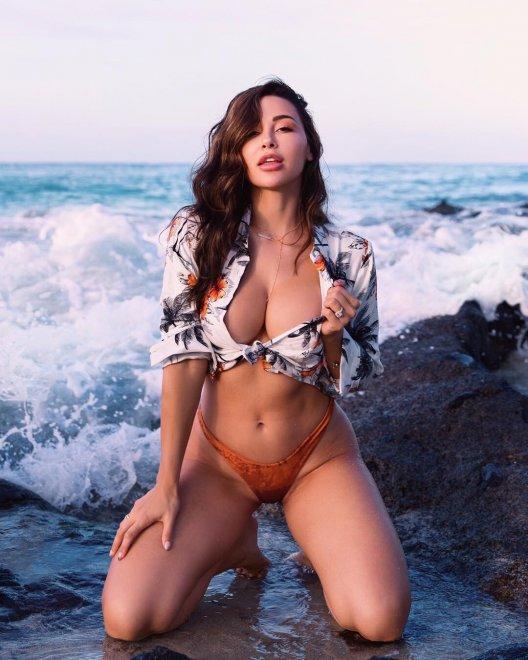 Ana Cheri is kinda hot Porno Zdjęcie