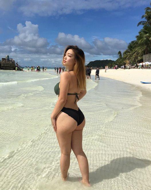 Filipina bikini booty Porno Zdjęcie