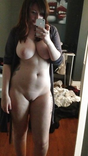 amateur photo One more sexy girl selfie