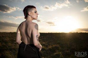amateur photo Ryleigh Rockin' Sunset