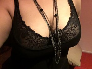 amateur photo In chains