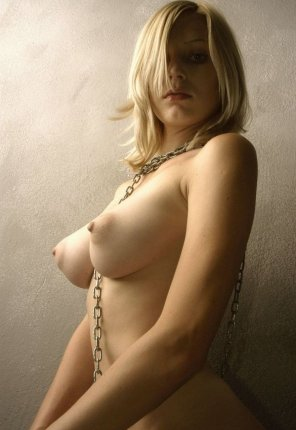 amateur photo Chained