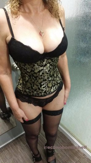 amateur photo 49yo. mom