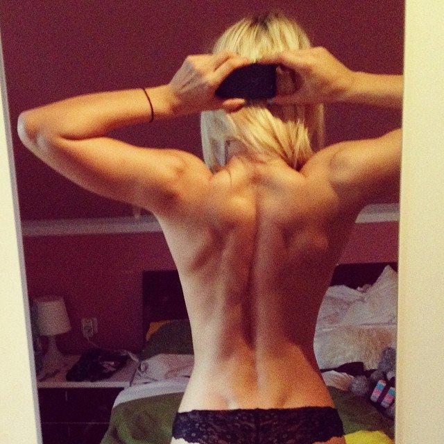 Back Progress Porn Photo