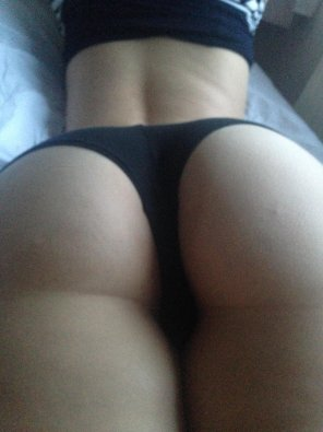 amateur photo My girlfriends ass