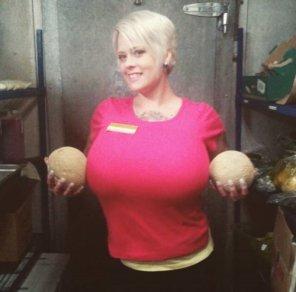 amateur photo Melons...