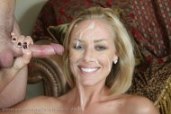 Nicole Aniston gets her face painted