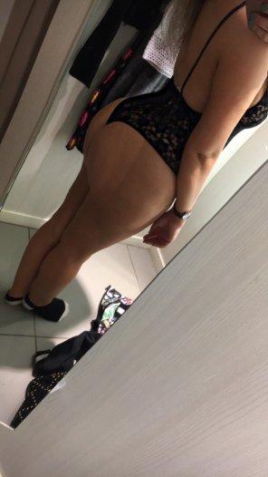 amateur photo Bodysuit