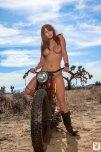 amateur photo Dirt bike diva