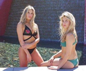 amateur photo Caci Twins - Mikahl & Payton