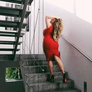 amateur photo Ashley Alexiss