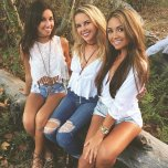 amateur photo Tiny Tempting Trio