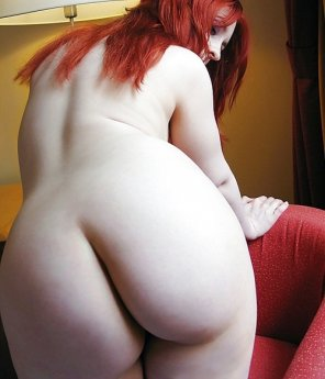 amateur photo Redhead ass