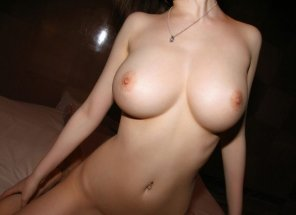 amateur photo Great boobs