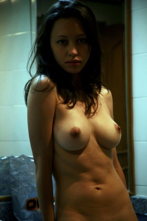 amateur photo Cute Girl With Perfect Tits