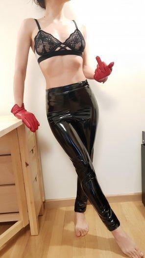 amateur photo My new pants!