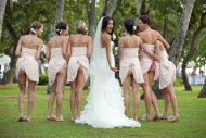 amateur photo Bridesmaids