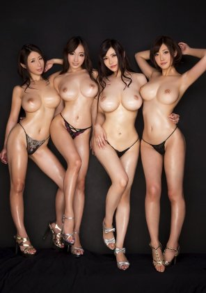 amateur photo Fantastic Foursome