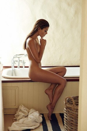 amateur photo Ready for a bath