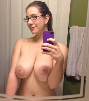 amateur photo Very nice breasts