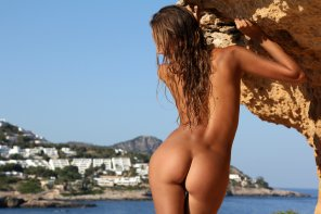 amateur photo On the Rocks