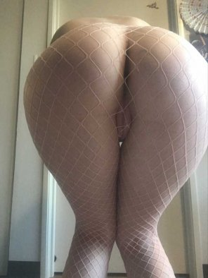 amateur photo Bending over so you can get a better look at my fishnets [f] [21]