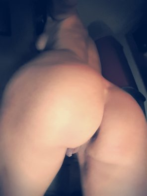 amateur photo So horny.....I wanna ride you backside front!!