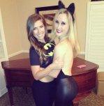 amateur photo bat girl and ass cat