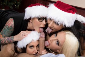amateur photo Ava Addams, Monique Alexander, Nicolette Shea, Romi Rain