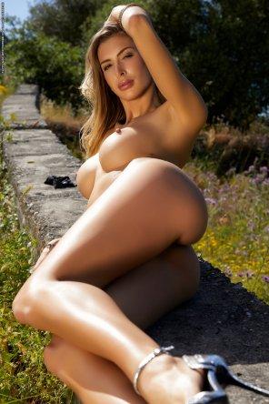 amateur photo Claudia