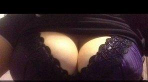 amateur photo Purple pair