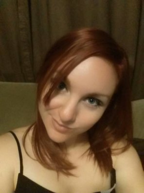 amateur photo Cute Redhead Friend