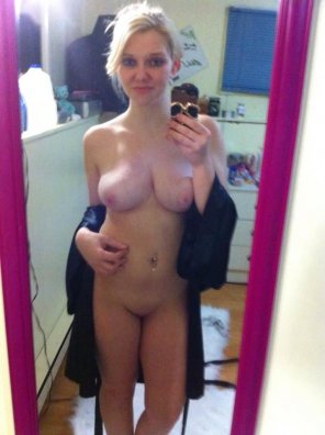 amateur photo Amateur blonde