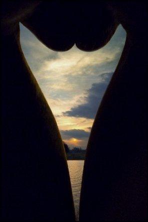 amateur photo Silhouette