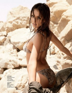 amateur photo Jessica Alba for Maxim, September 2014